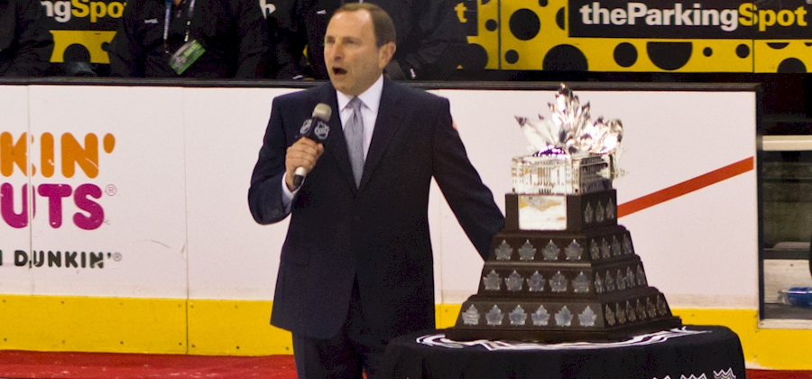 Gary Bettman Earnings / Salary History / Net Worth